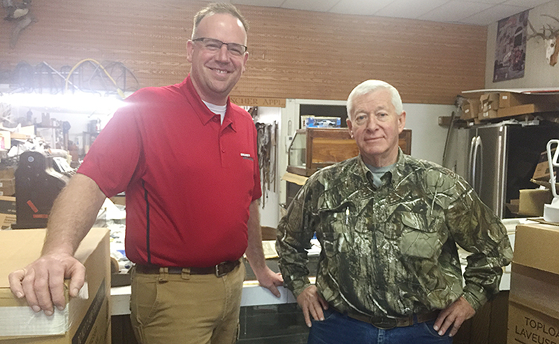 Longtime Wayne Businessman Ready For Change As Doescher S